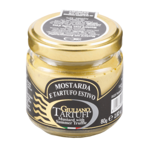 Mustard with Summer Truffle