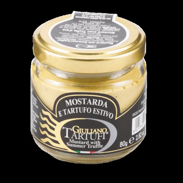 Mustard with Summer Truffle