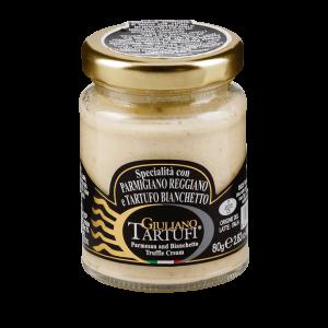 Parmesan and Truffle Cream