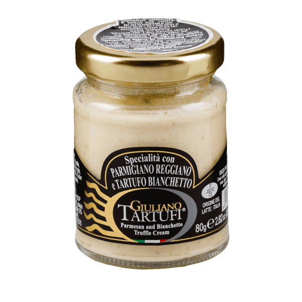 Parmesan and Truffle Cream